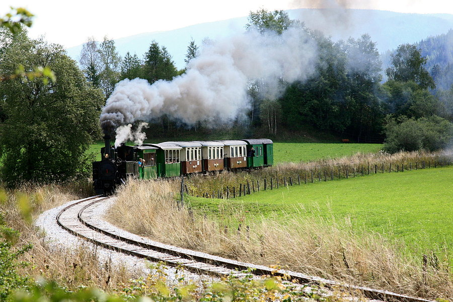 Taurachbahn Lungau