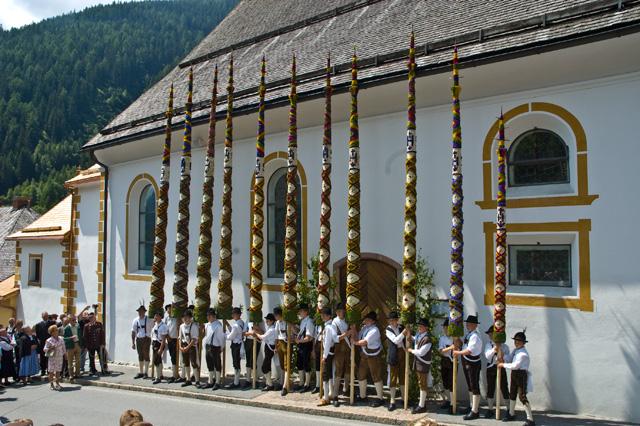Prangstangen Zederhaus