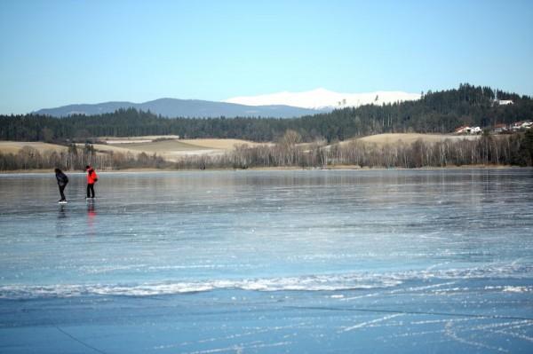 Eislaufen LungauHaus Macheiner