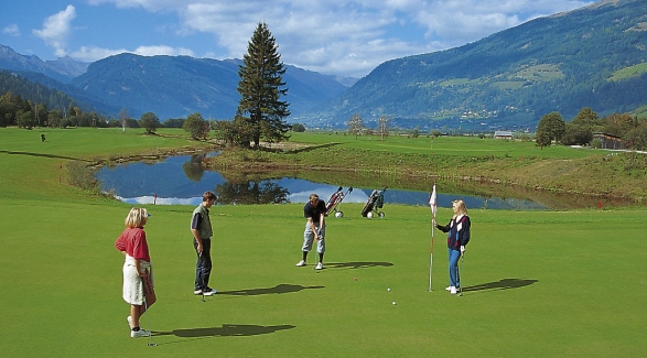 Golfplatz Lungau
