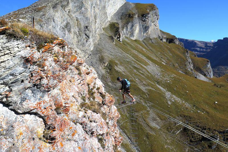 Klettern und Bouldern Lungau