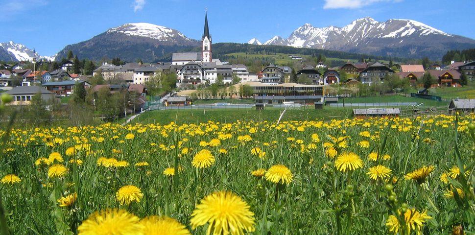 Mariapfarr - Wallfahrtsort und sonnenreichster Ort Österreichs
