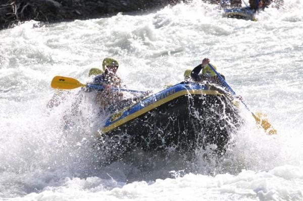 Rafting Lungau