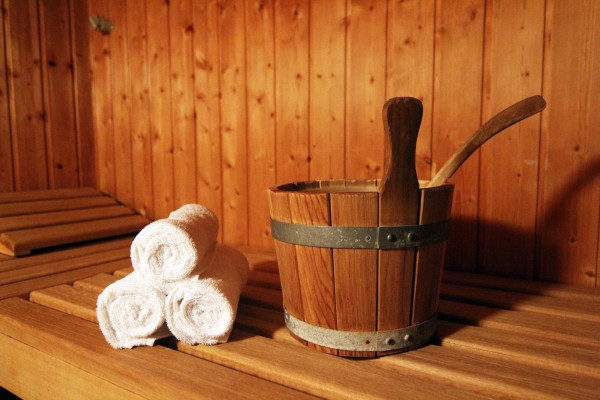 Sauna und Wellness im Haus Macheiner
