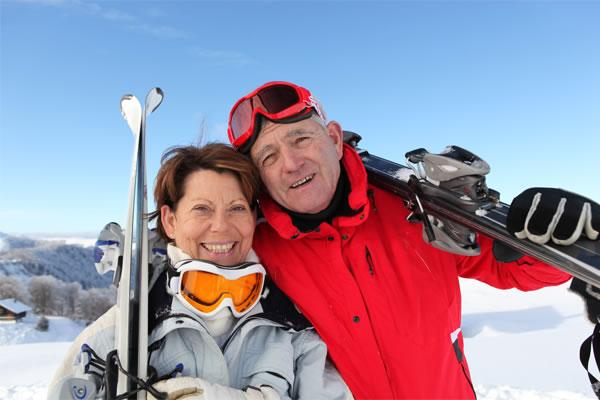 Seniorenwoche Skifahren